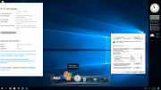 Бесплатно Windows 10 Enterprise 1709 build 16299.125 by IZUAL v.03.01.18 х64
