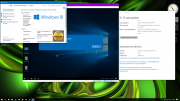 Скачать Windows 10 Enter 1709 With Update (16299.192) x64 by IZUAL
