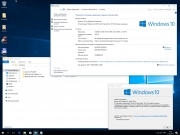 Скачать Windows 10 10.0.14393.2007 Version 1607 + Office 2016 [5 in 1] [01.2018]