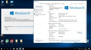 Скачать Windows 10x86x64 Pro 16299.214 v9.18 (Uralsoft)