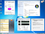 Скачать Windows Embedded Standard 7 SP1 'Small' 64bit