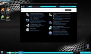 Windows 7 Ultimate BLUE FX GAMER'S EDITION by Morhior