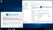 Сборка Windows 10 Version 1607 with Update [14393.2155] (x86-x64) AIO [60in1] adguard (v18.03.23)