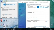 Скачать Windows 10 x86x64 Enterprise 16299.334 (Uralsoft)